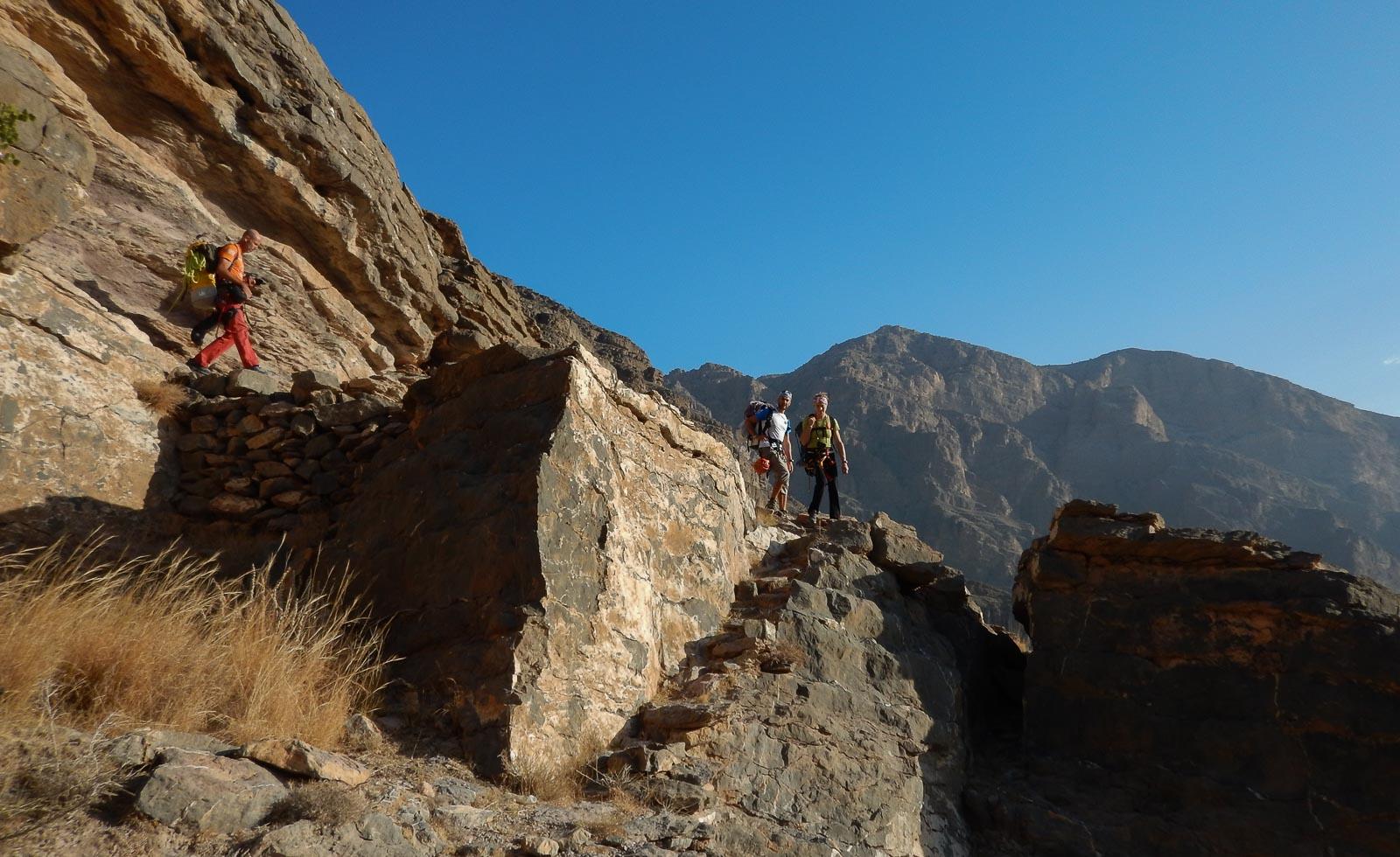 Wadi Halfain, Sayq Plateau 12