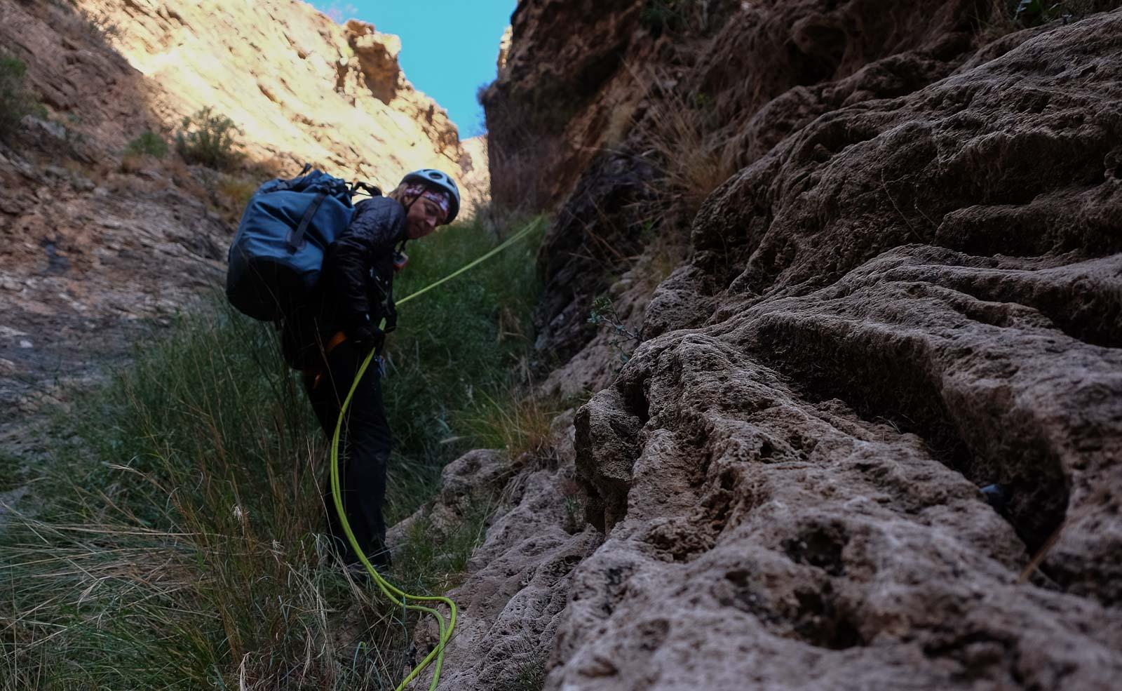 Wadi Halfain, Sayq Plateau 21