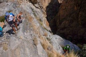 Wadi Halfain, Sayq Plateau 34