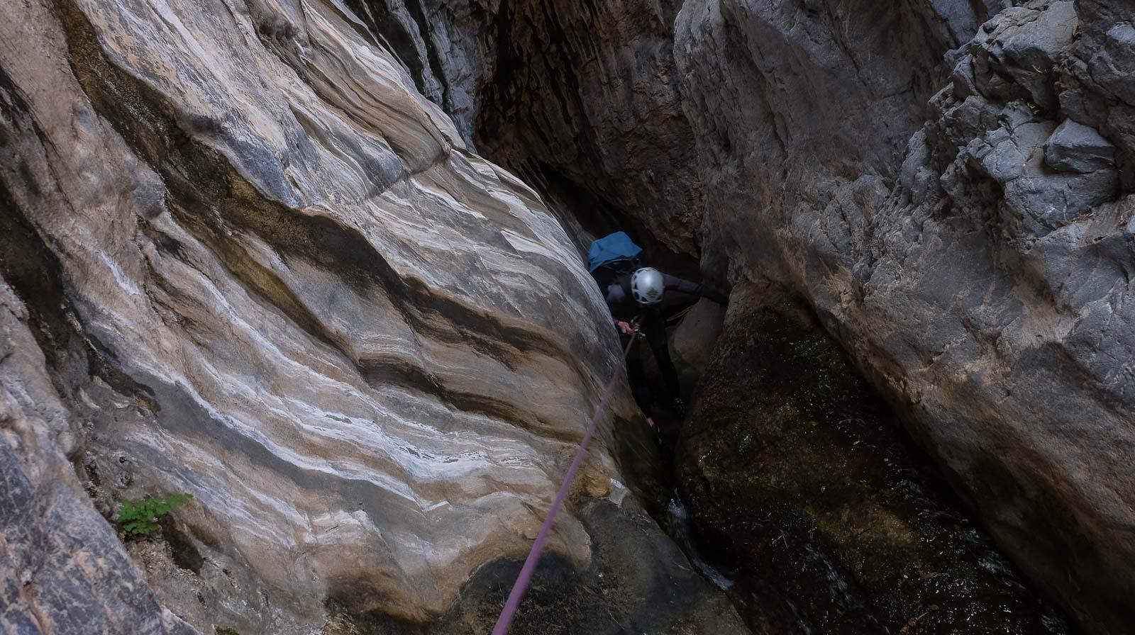 Wadi Halfain, Sayq Plateau 42