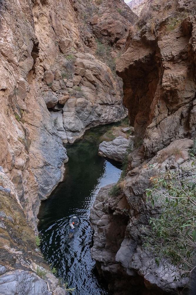 Wadi Halfain, Sayq Plateau 47