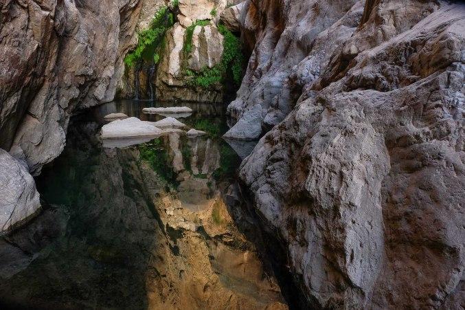 Wadi Halfain, Sayq Plateau 52