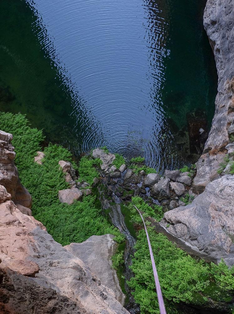 Wadi Halfain, Sayq Plateau 53