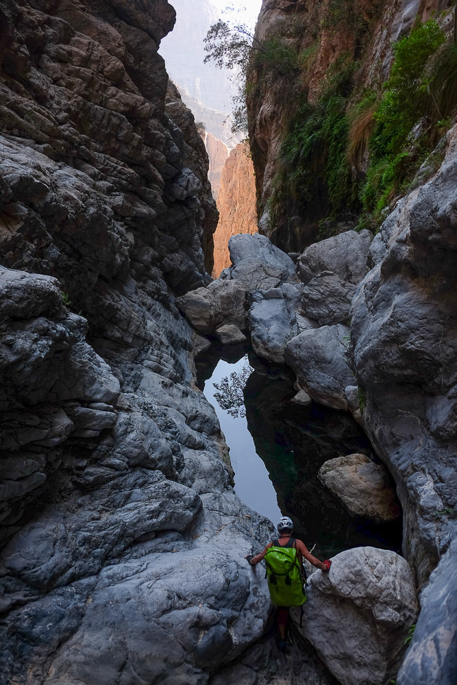 Wadi Halfain, Sayq Plateau 69