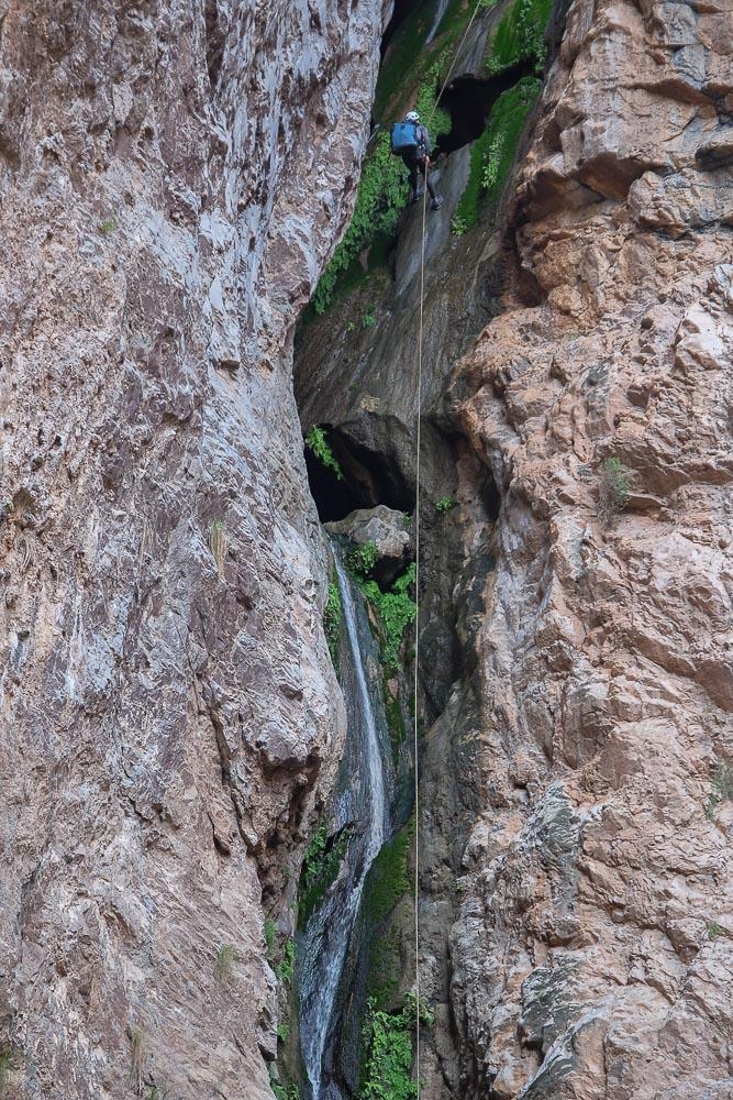 Wadi Halfain, Sayq Plateau 77