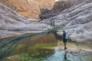 Wadi Bani Khalid, Hajar Oriental 12