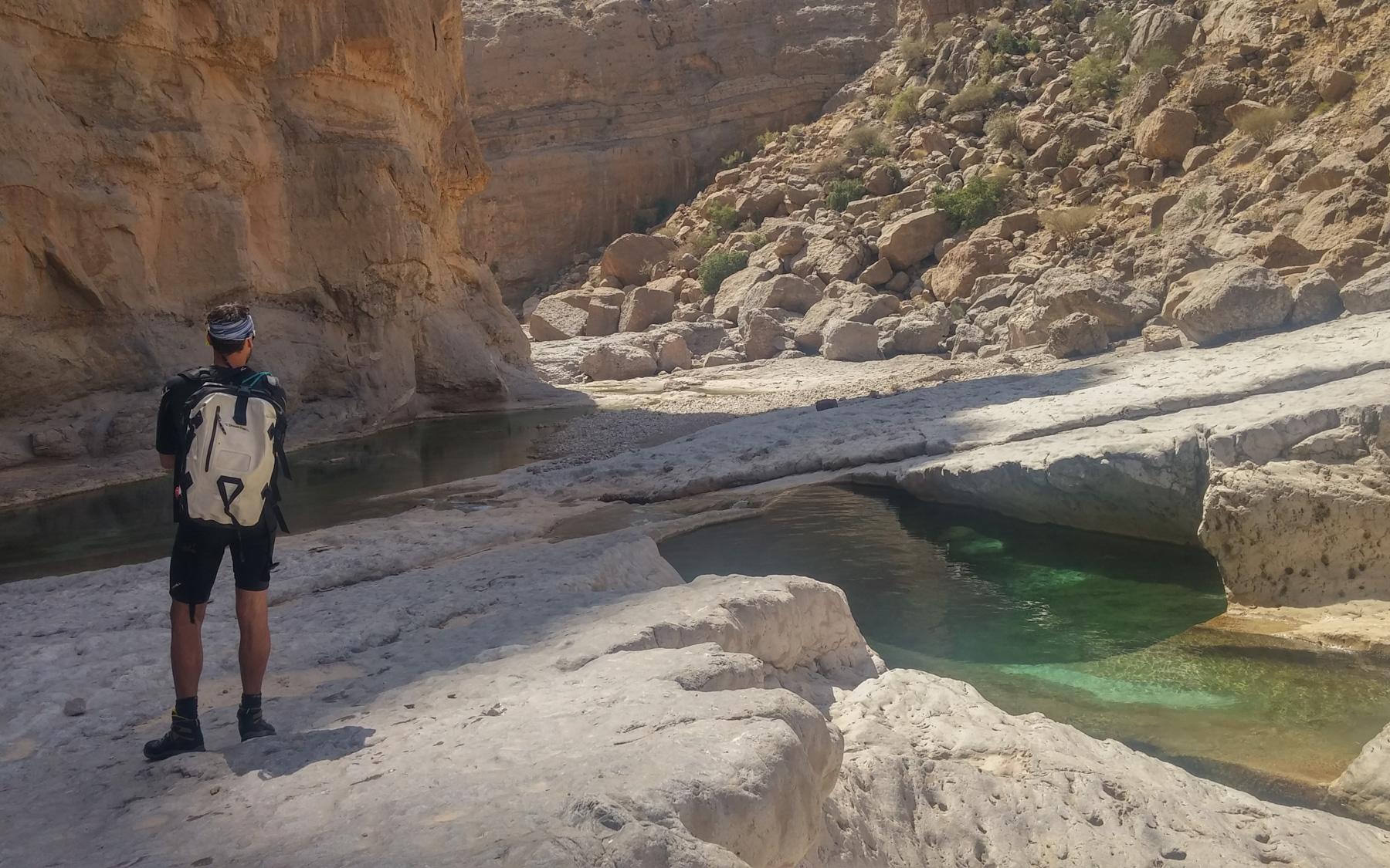Wadi Bani Khalid, Hajar Oriental 13