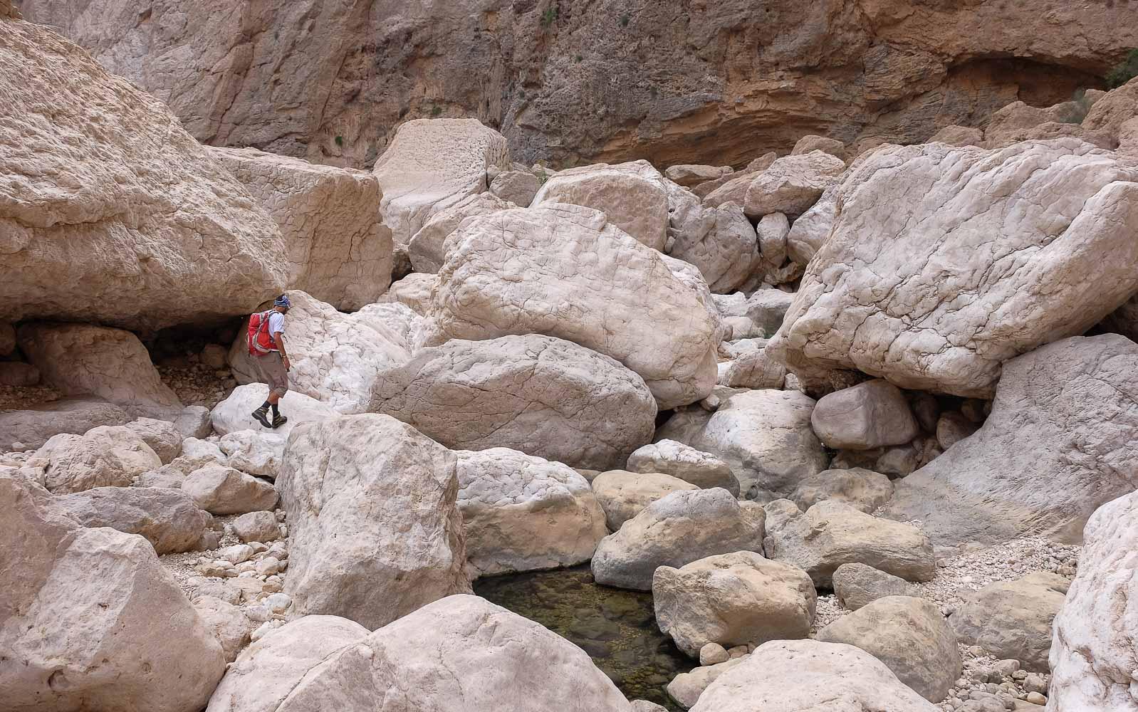 Wadi Naqma, Hajar Oriental 9