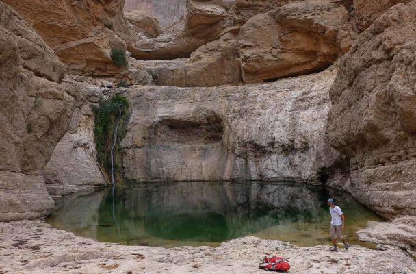 Wadi Naqma, Hajar Oriental 2