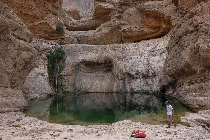 Wadi Naqma, Hajar Oriental 3