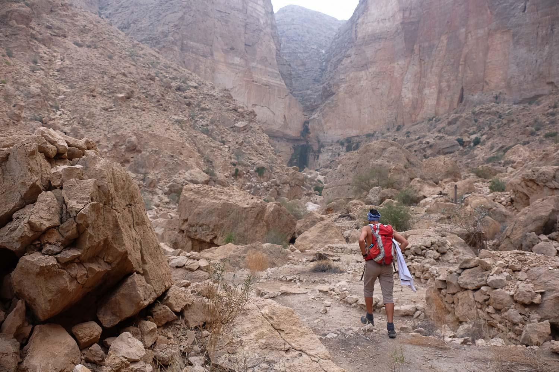 Wadi Naqma, Hajar Oriental 17