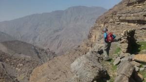 Hasiq to Qasab, Wadi Shah, Ras Al Khaimah, Émirats Arabes Unis 11