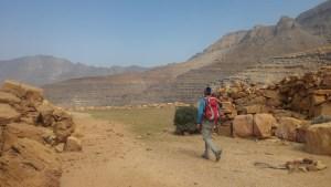 Hasiq to Qasab, Wadi Shah, Ras Al Khaimah, Émirats Arabes Unis 17