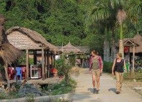Viet Haï trek, Cat Ba Island, Vietnam 22