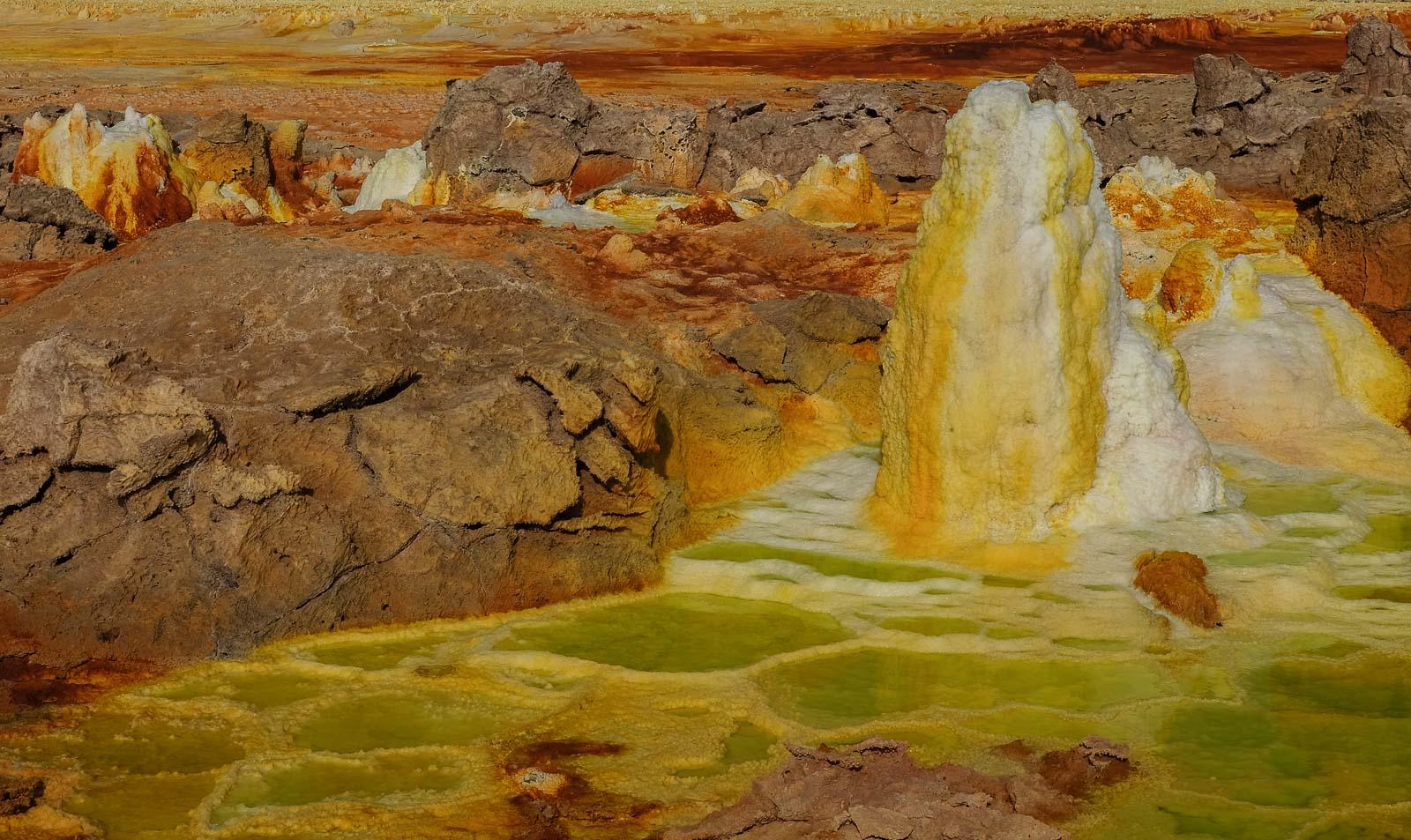 Les couleurs du sel, Danakil, Ethiopie 13