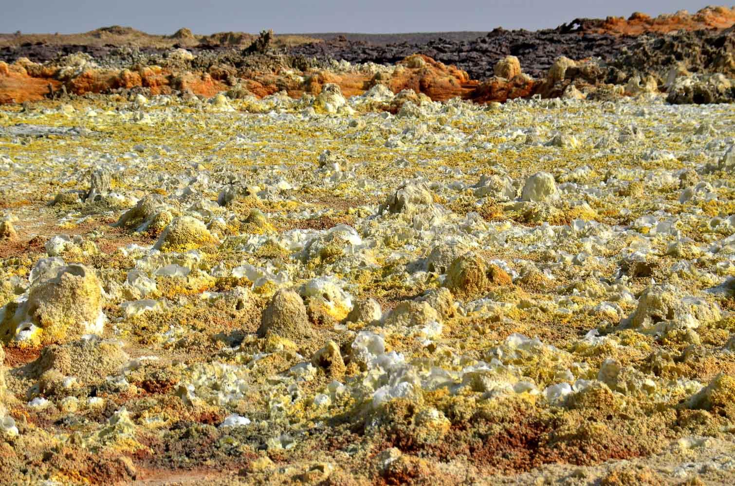 Les couleurs du sel, Danakil, Ethiopie 21