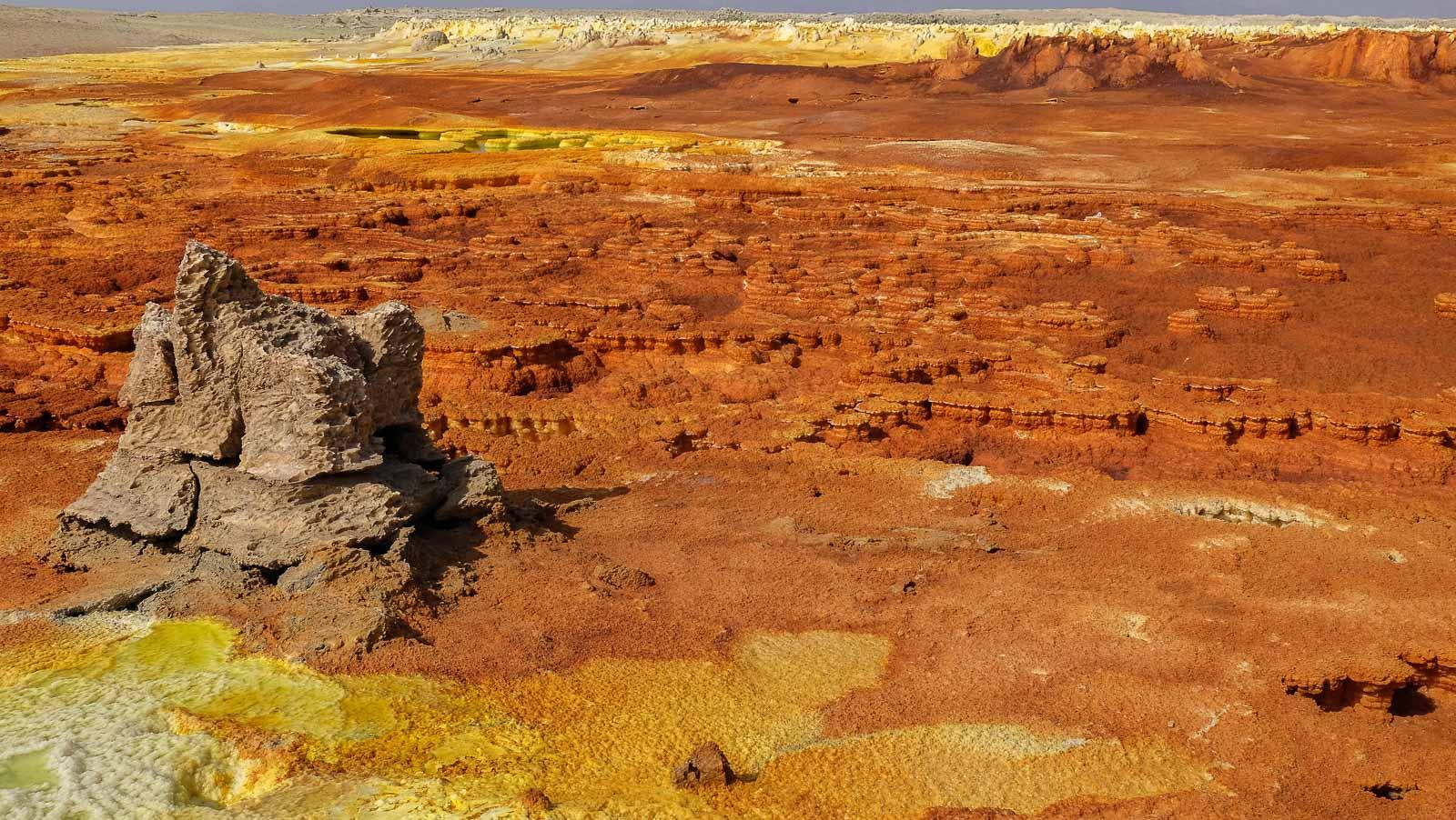 Les couleurs du sel, Danakil, Ethiopie 34