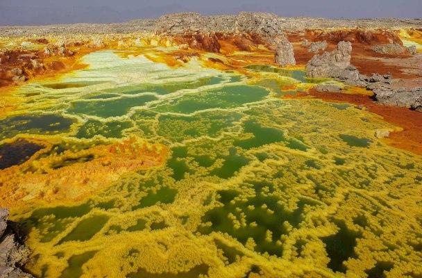 Les couleurs du sel, Danakil, Ethiopie 2
