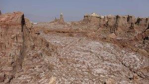 Les couleurs du sel, Danakil, Ethiopie 55