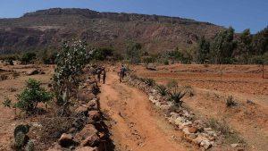 Degoum à Harigwa Camp Jour 1, Gheralta 8