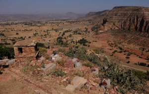 Degoum à Harigwa Camp Jour 1, Gheralta 66