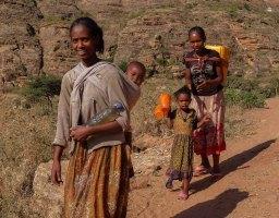 Harigwa Camp à Megab (2ème jour), Gheralta, Tigray, Ethiopie 15