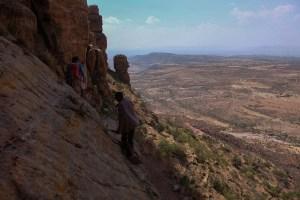 Harigwa Camp à Megab (2ème jour), Gheralta, Tigray, Ethiopie 46