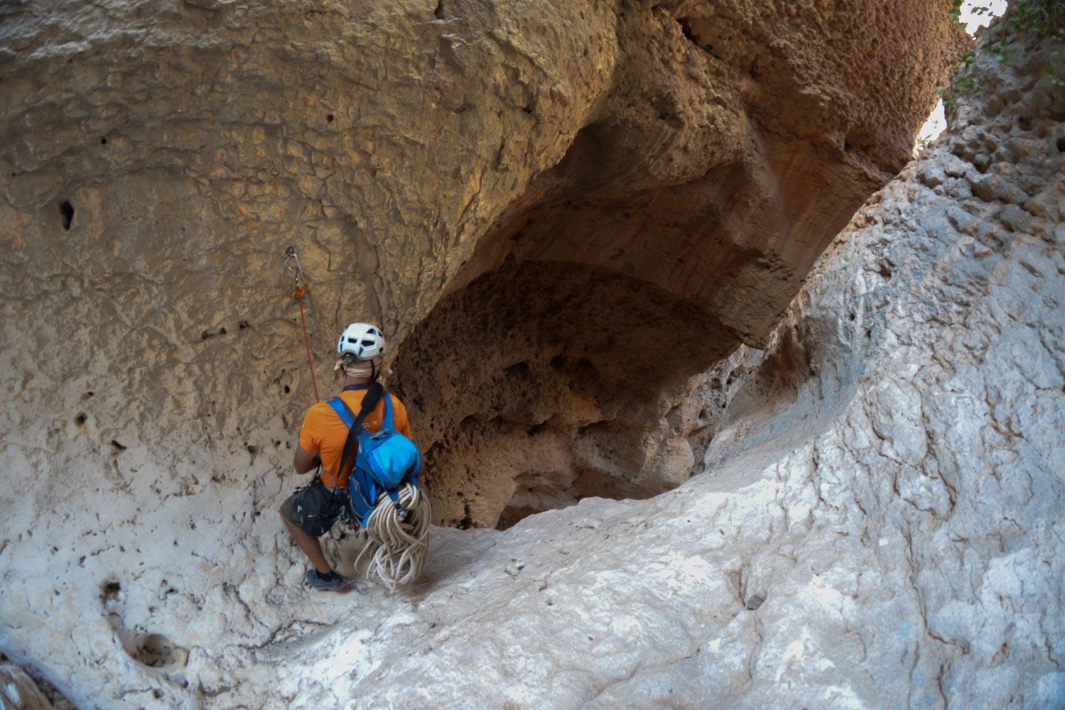 7th Hole to Tahri cave, Hajar Oriental 7