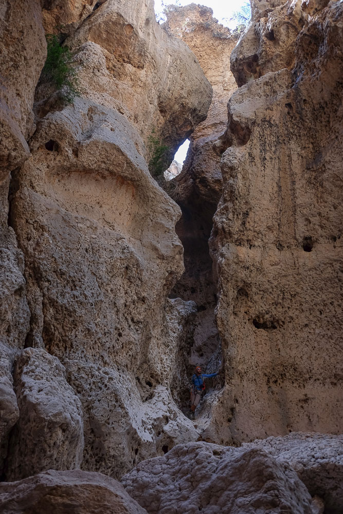 7th Hole to Tahri cave, Hajar Oriental 13