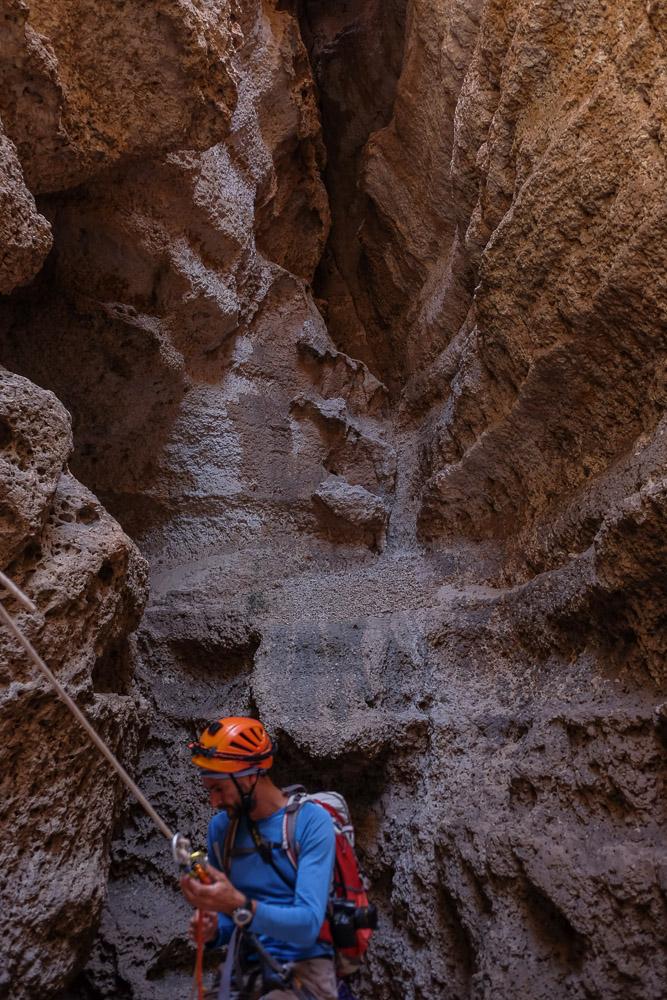 7th Hole to Tahri cave, Hajar Oriental 17