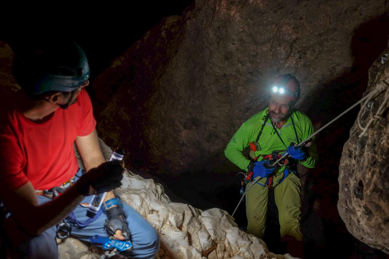 7th Hole to Tahri cave, Hajar Oriental 30