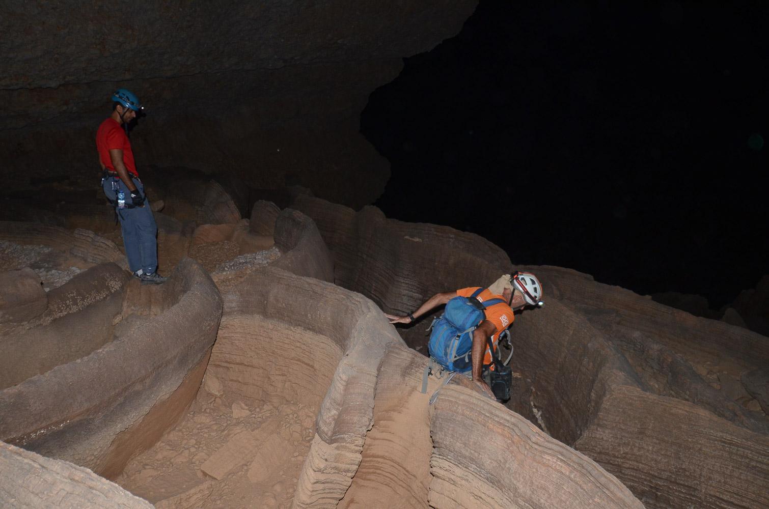 7th Hole to Tahri cave, Hajar Oriental 47