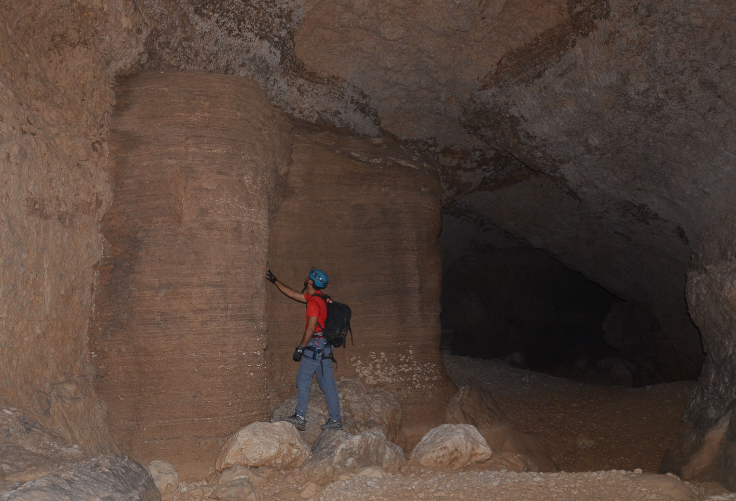 7th Hole to Tahri cave, Hajar Oriental 48