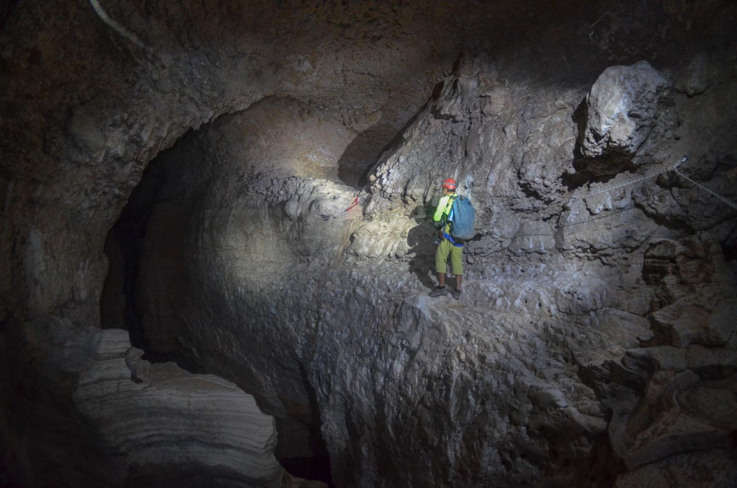 7th Hole to Tahri cave, Hajar Oriental 55