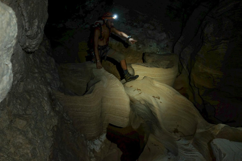 7th Hole to Tahri cave, Hajar Oriental 64