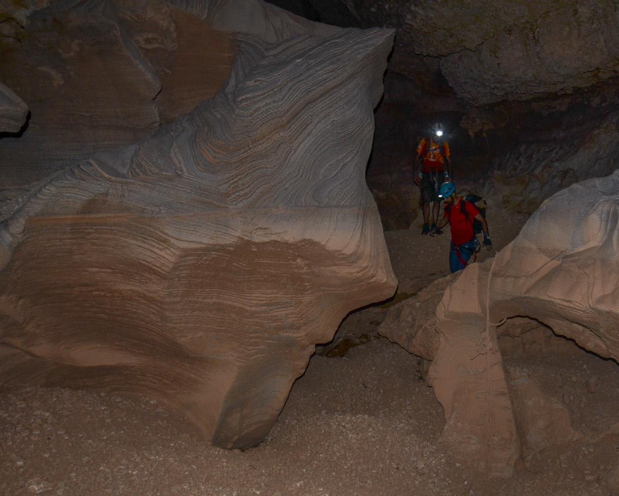 7th Hole to Tahri cave, Hajar Oriental 68