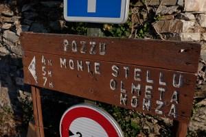 Monte Stellu, Pozzo, Corse 4