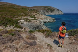 Sentier des douaniers, Macinaggio à Bargaggio, Corse 24