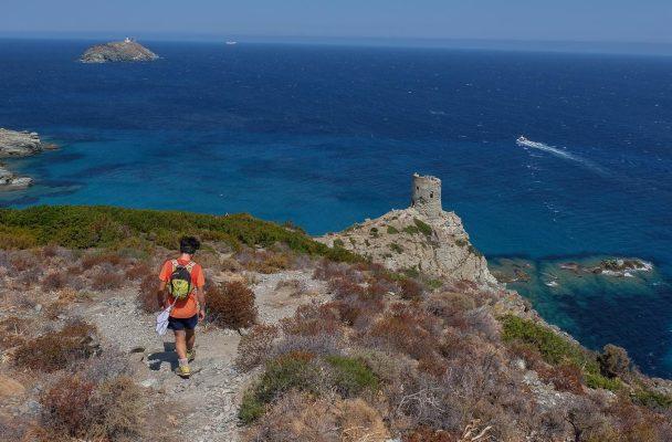 Macinaggio à Bargaggio, sentier des douaniers, Cap Corse 2