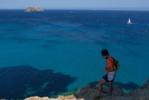 Macinaggio à Bargaggio, sentier des douaniers, Cap Corse 41