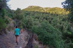 Les crêtes de Pinu, Corse 7
