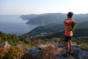 Les crêtes de Pinu, Corse 9