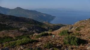 Les crêtes de Pinu, Corse 18