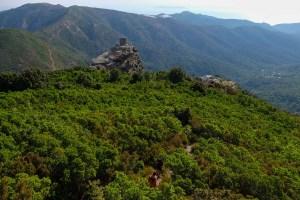 Les crêtes de Pinu, Cap Corse 33