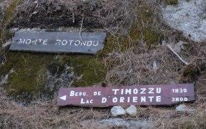 Monte Rotondo, Melo et Capitello, Corte 5