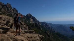 Aiguilles de Bavella & Monte Incudine, Corse 13