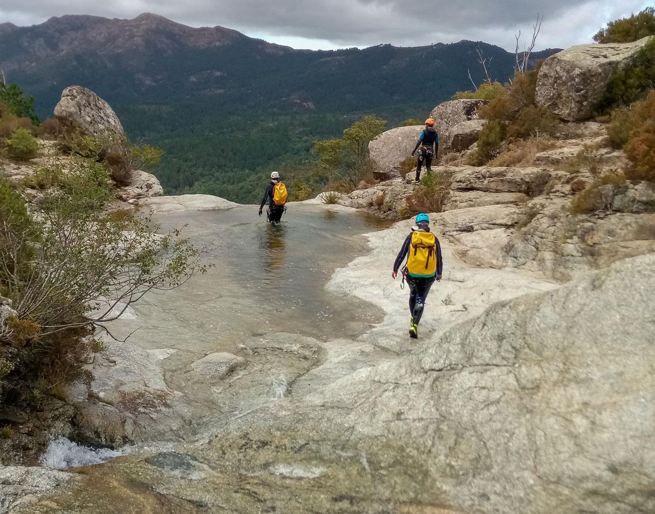 Ruisseau d'Aneddu, Olivese 8