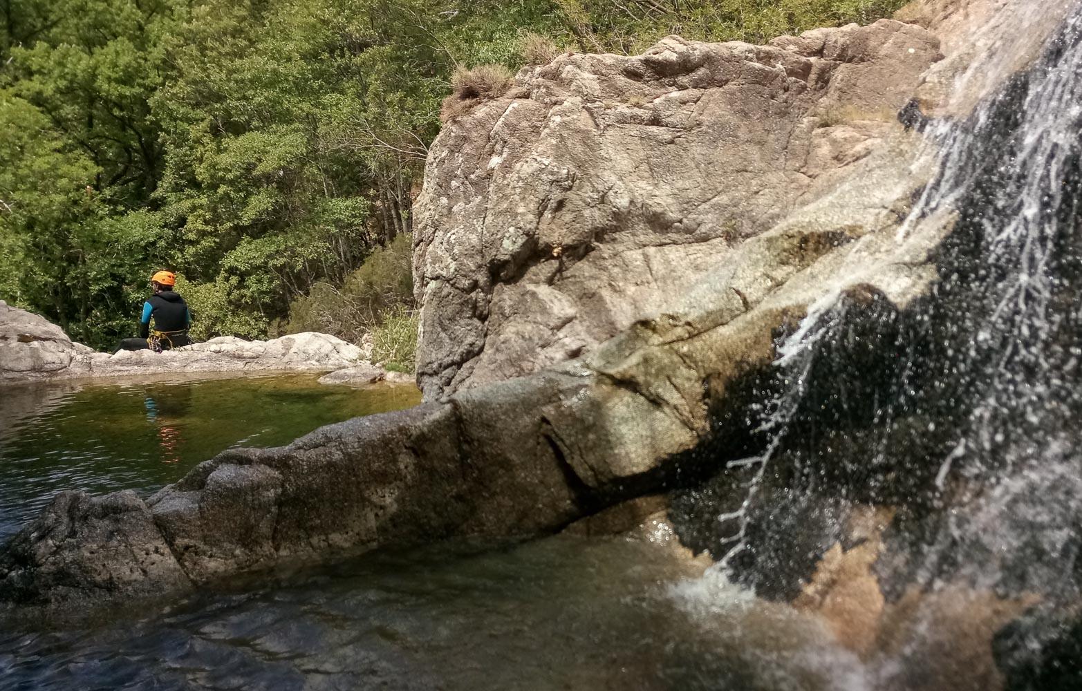 Ruisseau d'Aneddu, Olivese 17