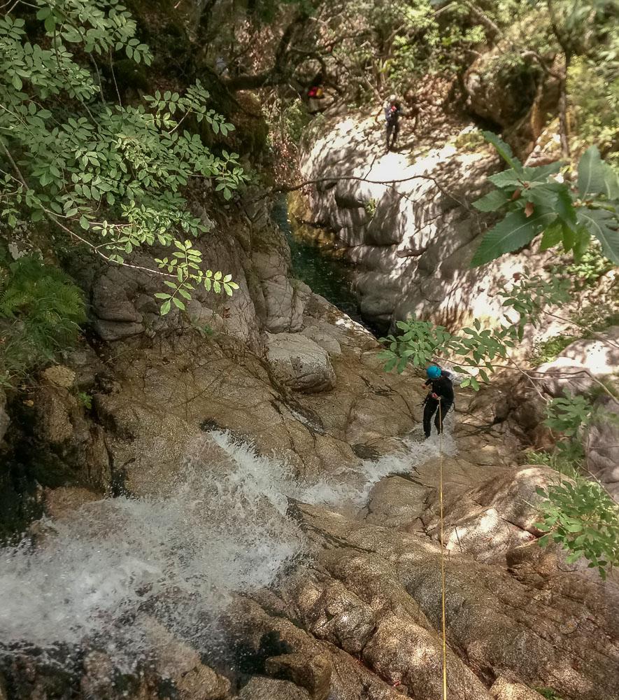 Ruisseau d'Aneddu, Olivese 22