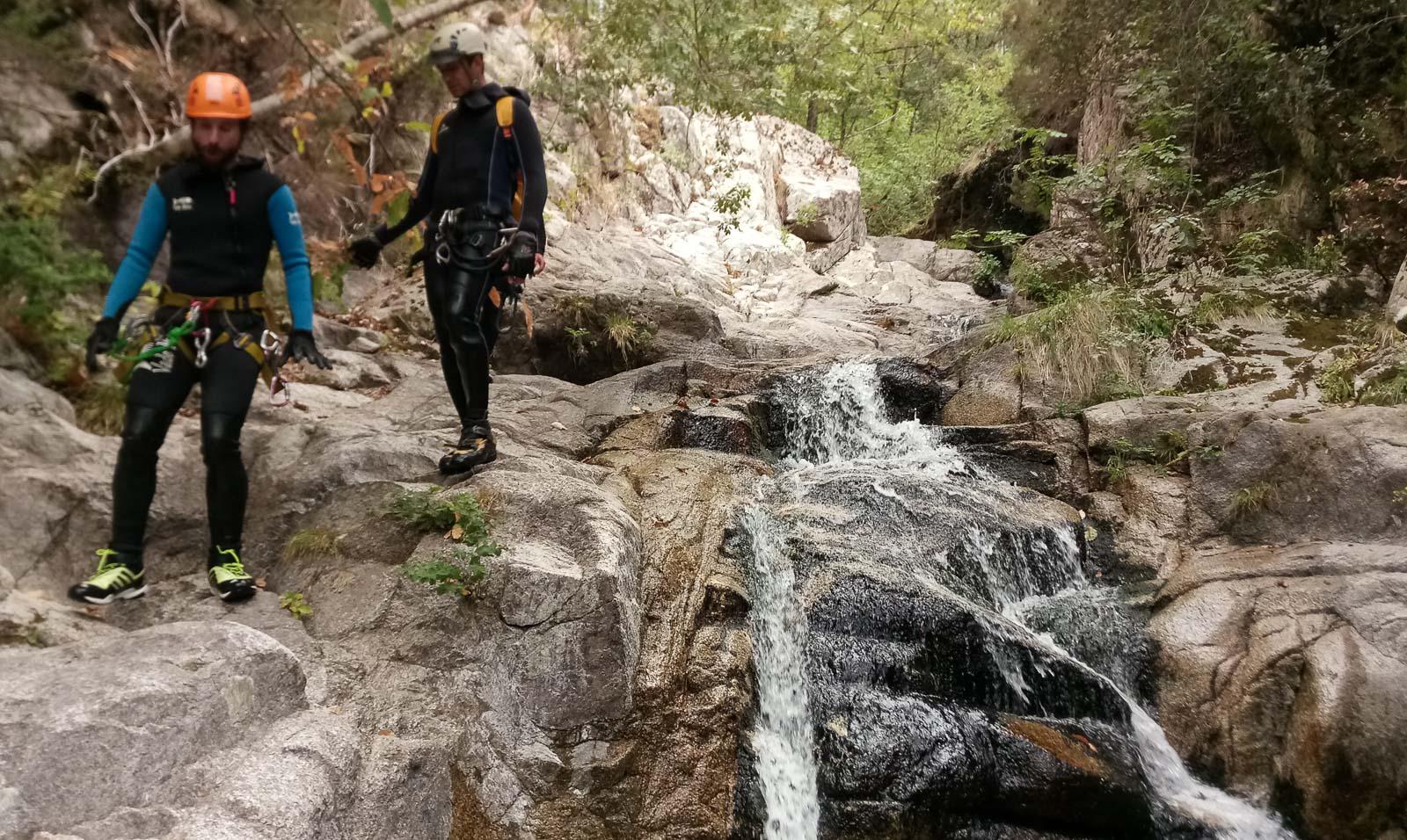 Ruisseau d'Aneddu, Olivese 23